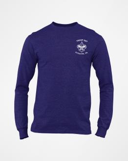 Troop 597 Class B Dri Fit Long Sleeve T-Shirt