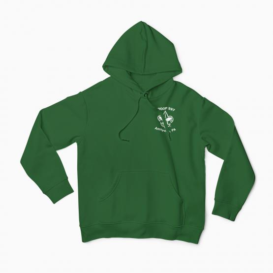Troop 597 Pullover Hoodie